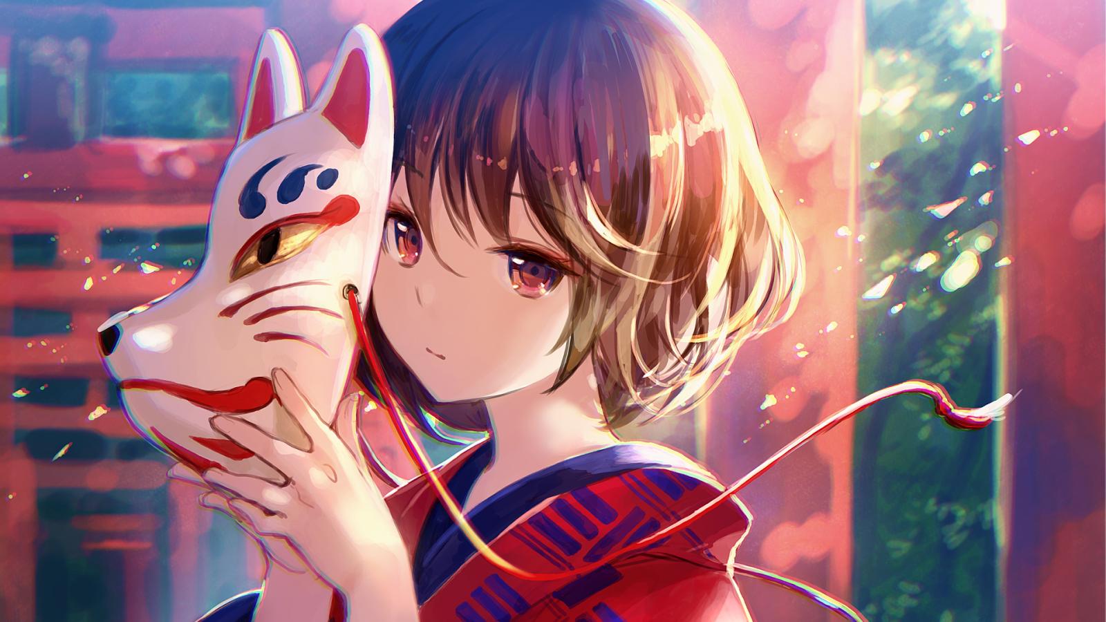 animes หญิงสาว
