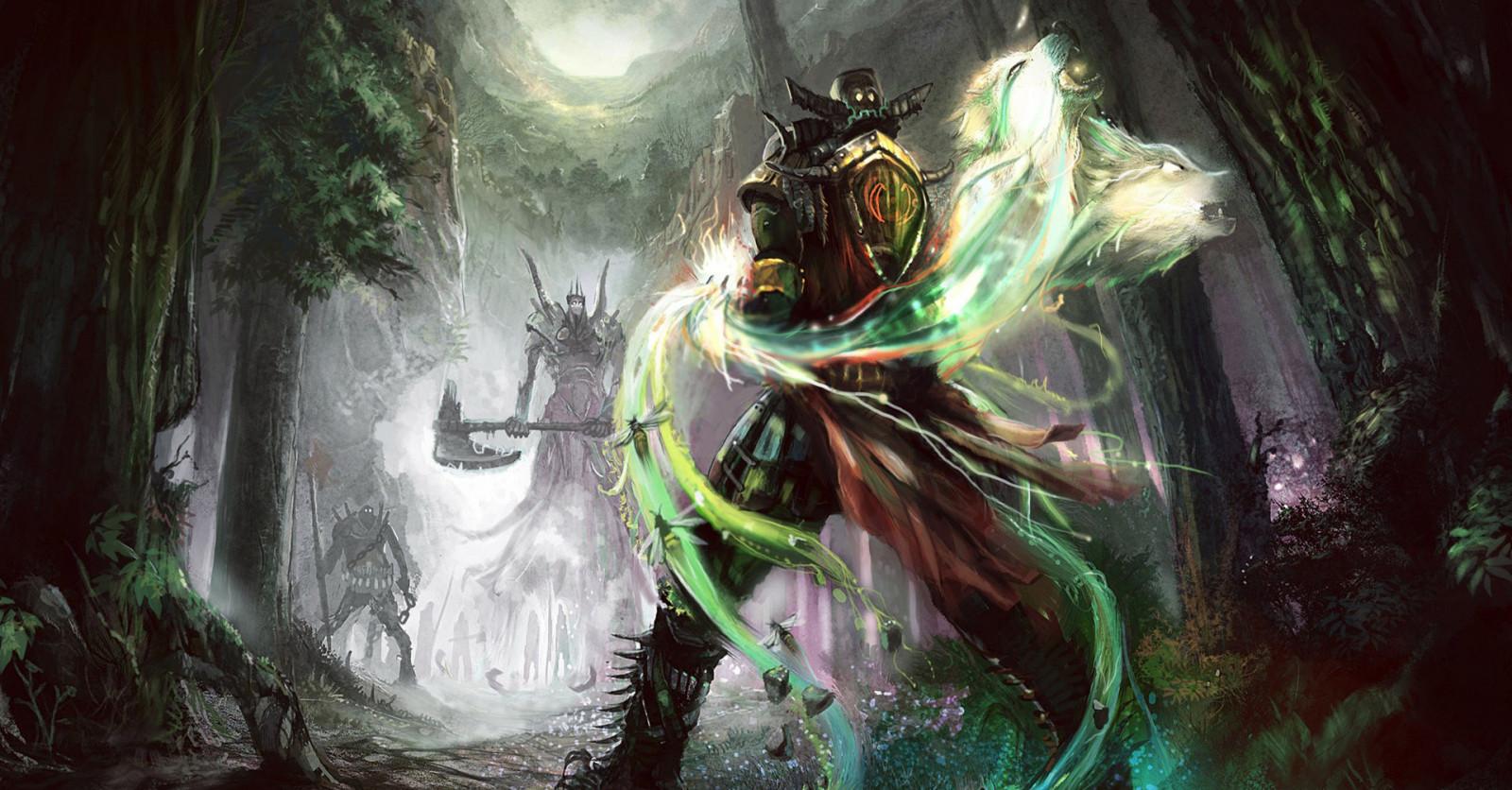 Baggrunde illustration mytologi tr m rke computer tapet fiktiv karakter fabelv sen - Cg background hd ...