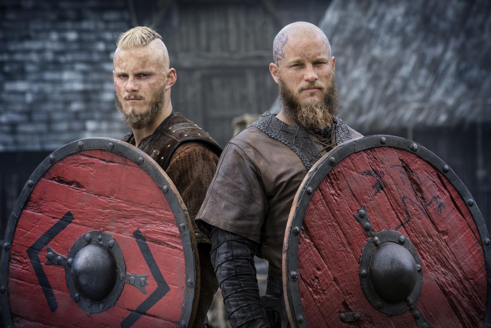 Ragnar Lodbrok Travis Fimmel Bjorn Lothbrok 1600x1067