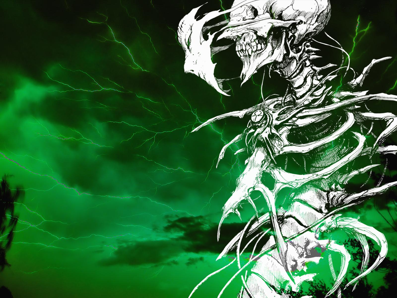 Скелет картинки на фон