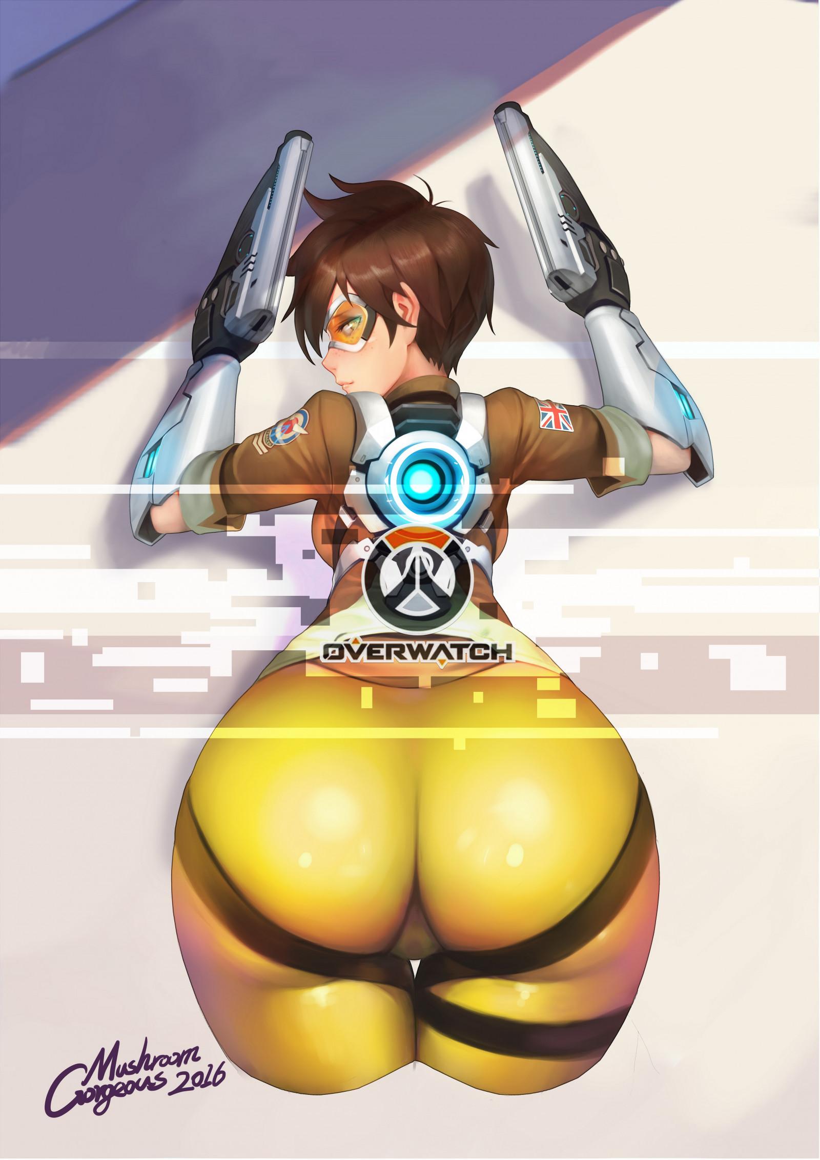 Overwatch tracer ass