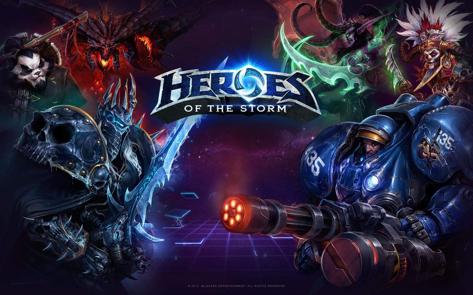 Heroes Of The Storm Kamera Fixieren