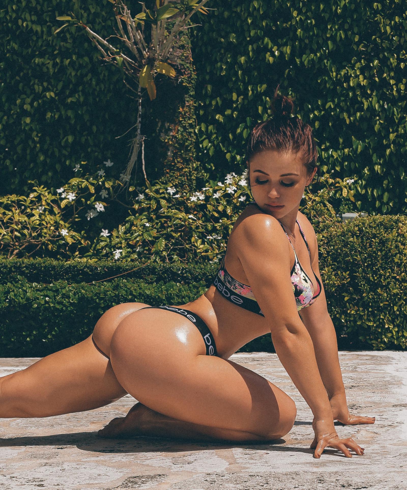 Wallpaper  Anna Matthews, Model, Women, Bikini, Swimwear -9926