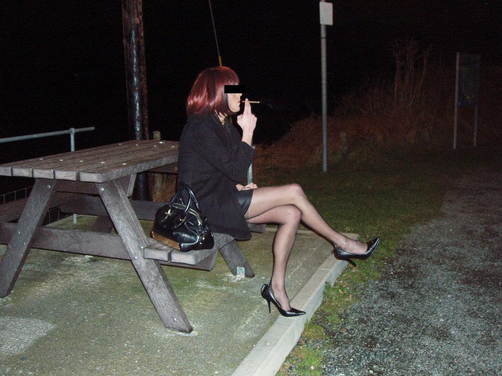 Tranny kouření obrázky