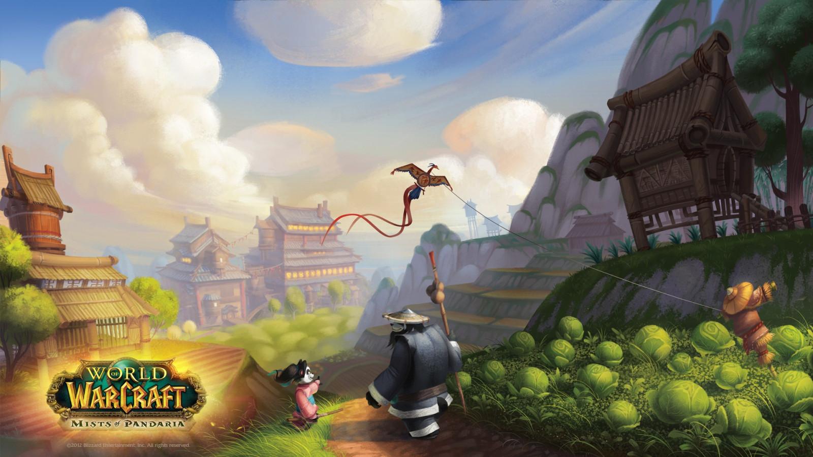 Jungle Wallpaper World Of Warcraft: Wallpaper : Video Games, World Of Warcraft, World Of