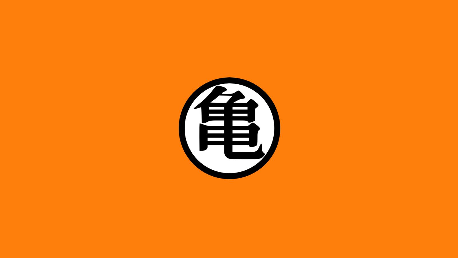 Wallpaper : illustration, text, logo, circle, Dragon Ball ...