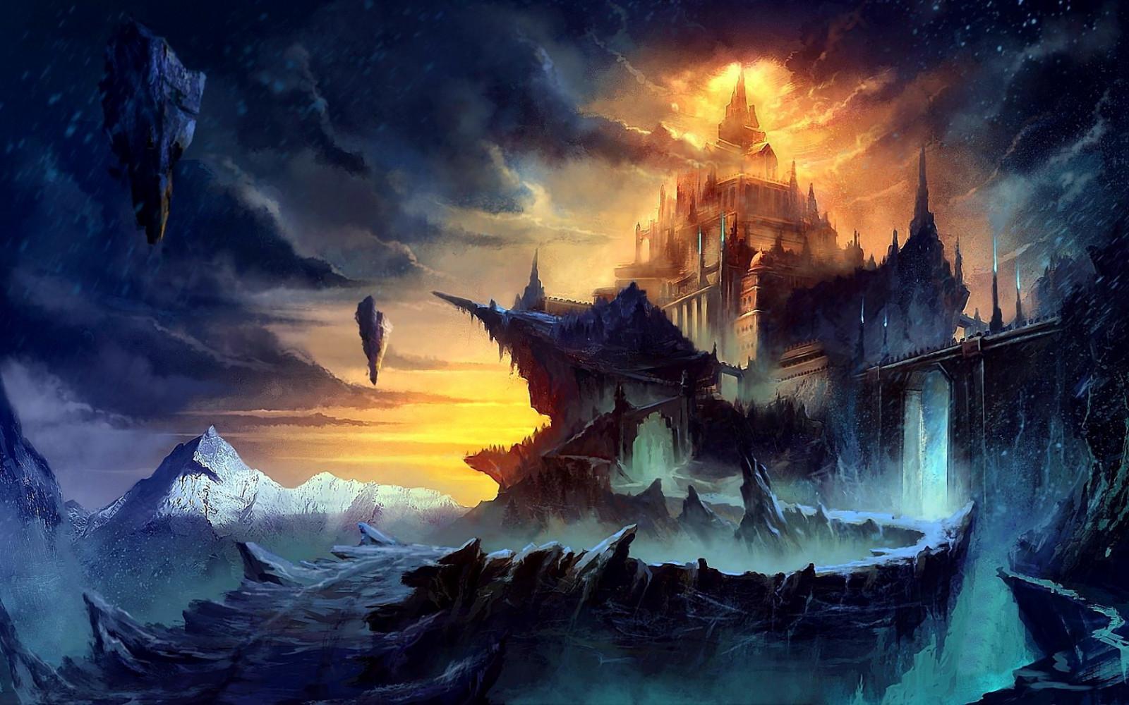 Fantasy Wallpaper 07 - [1680x1050]