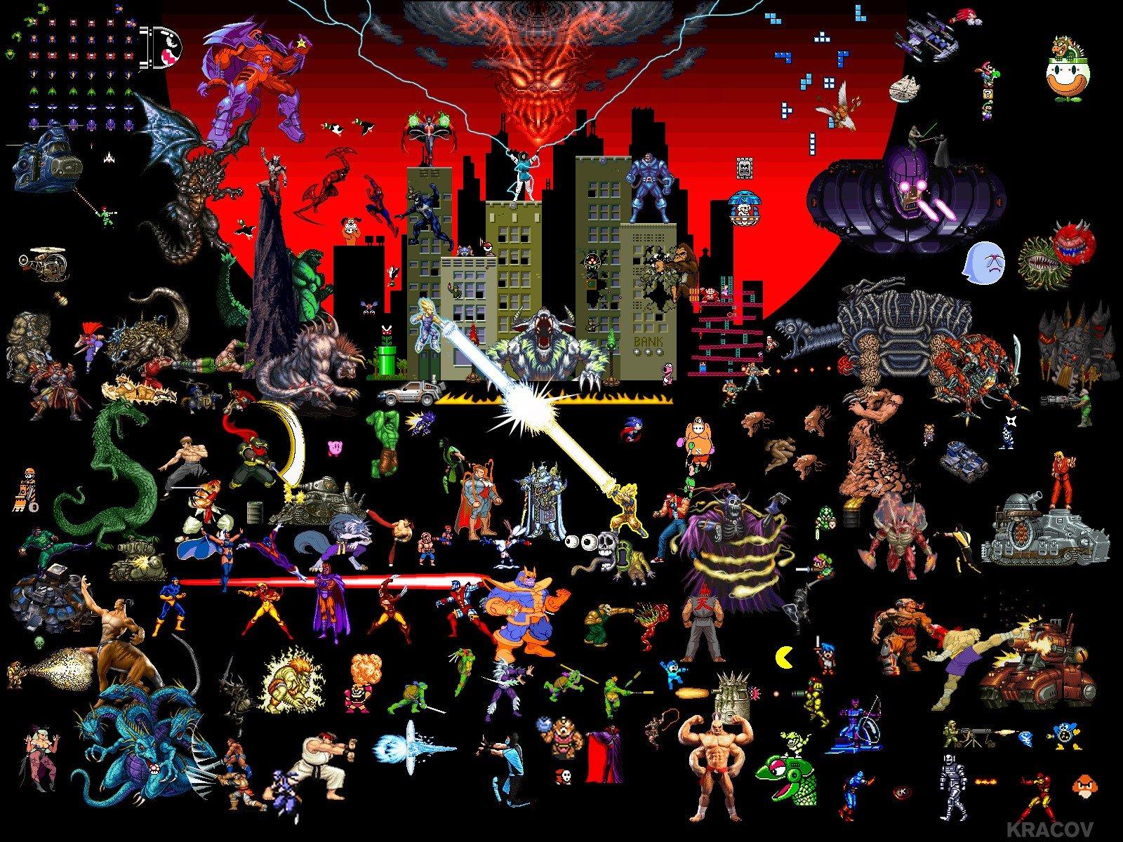 1600x1200 px art ball Capcom Contra doom dragon fantasy 1735517