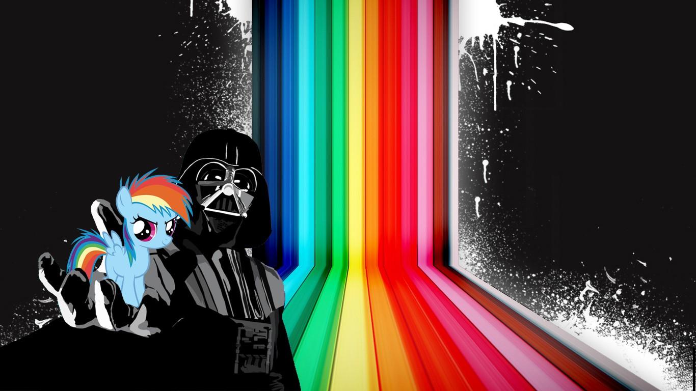 Wallpaper Illustration Star Wars Graphic Design My Little Pony