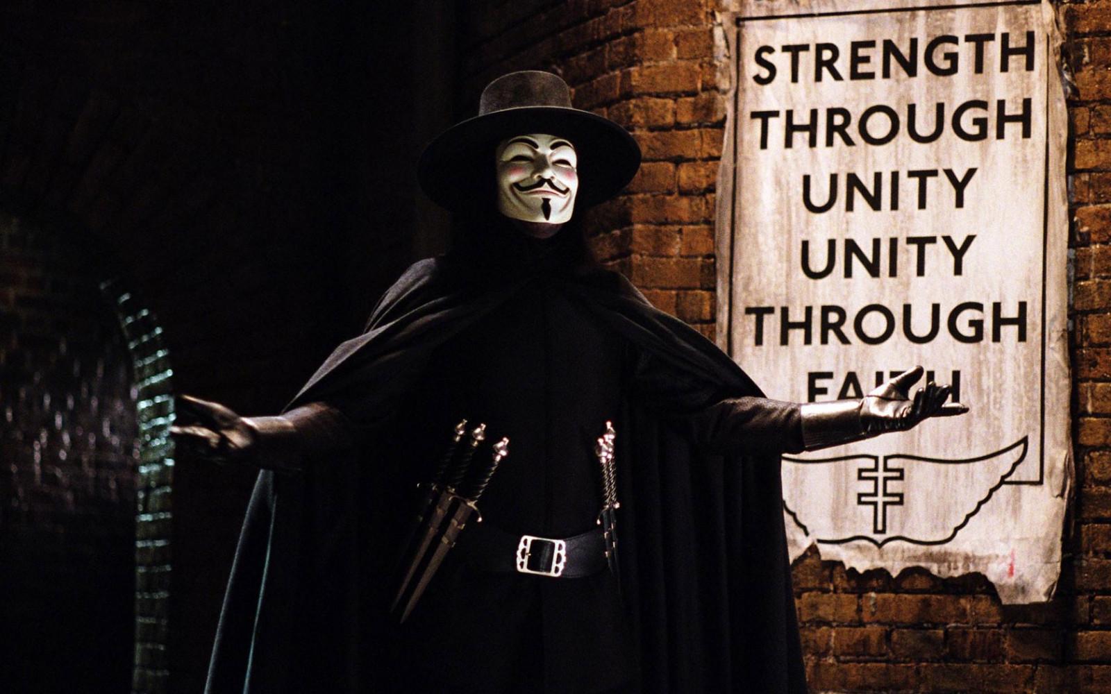 V for Vendetta 2006  Rotten Tomatoes  Movie Trailers