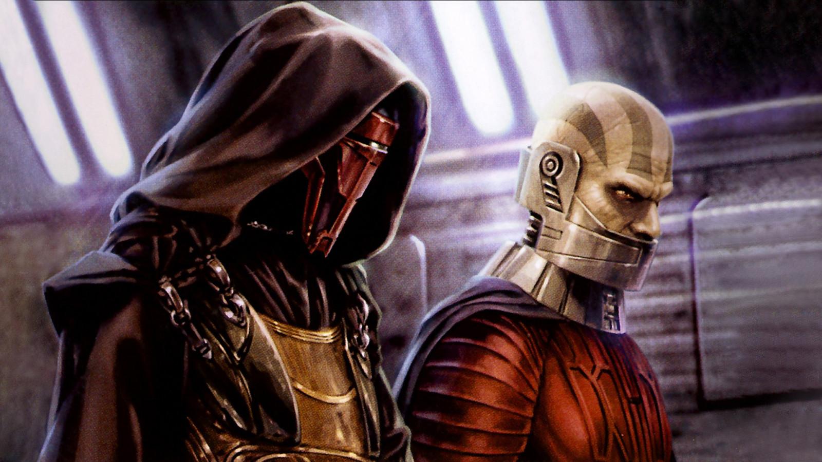 Wallpaper : Star Wars, Darth Revan, Star Wars Knights of ...