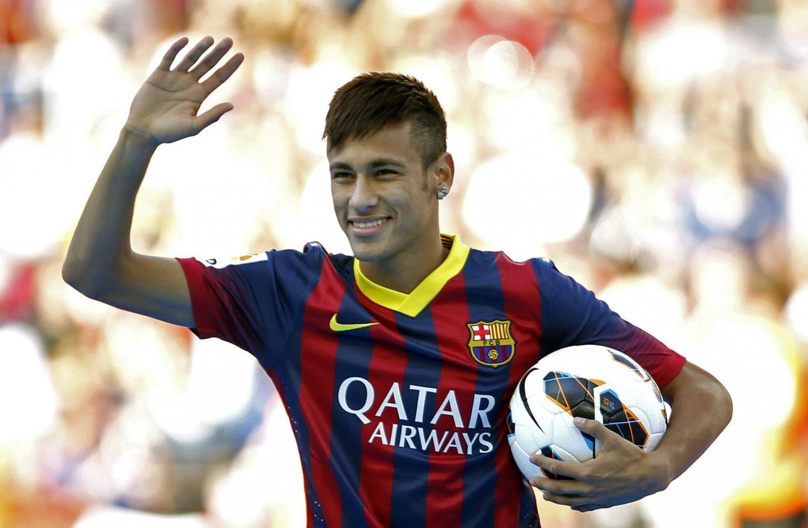 Wallpaper Olahraga Sepak Bola Neymar Kejuaraan Pemain
