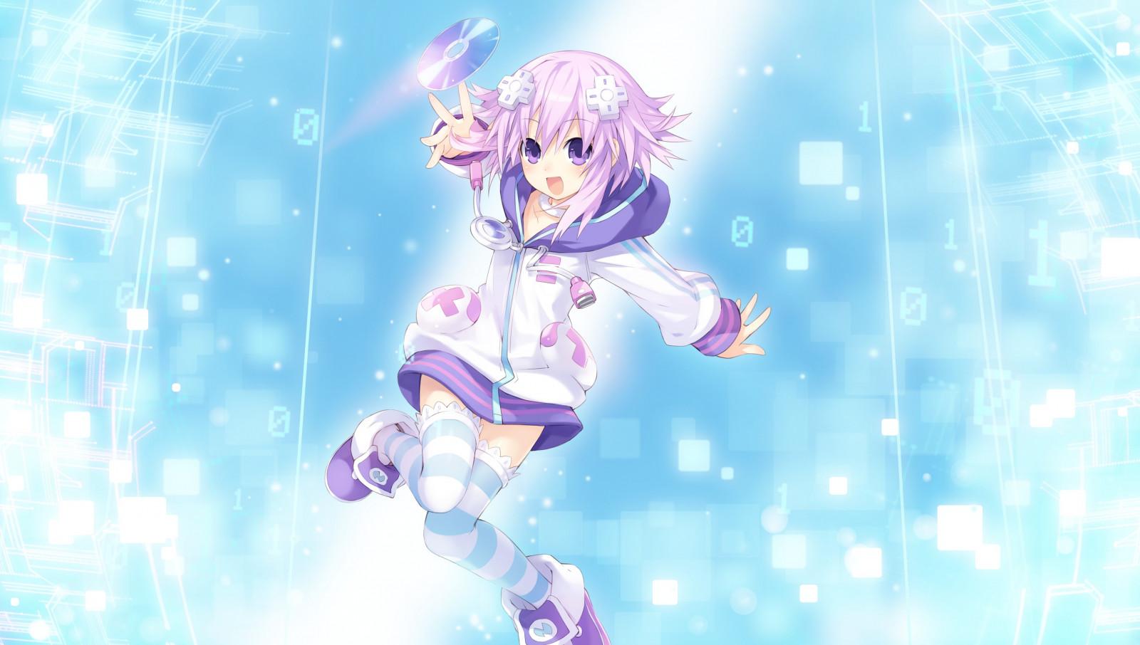 Sfondi : 3165x1780 px, anime girls, Hyperdimension