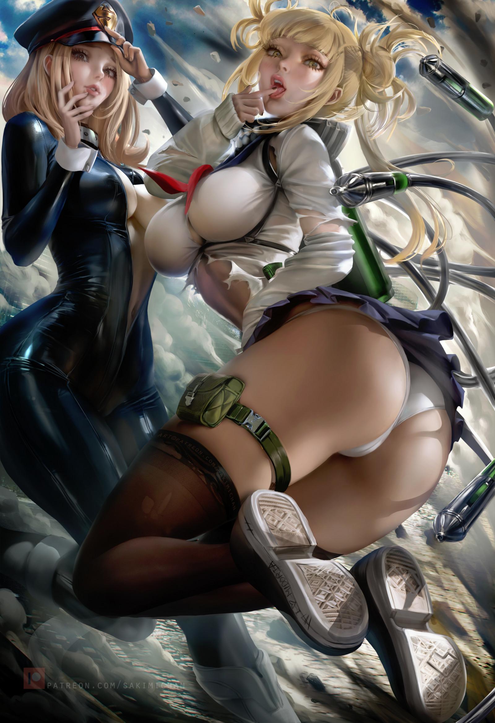 Sexy Anime Nackt