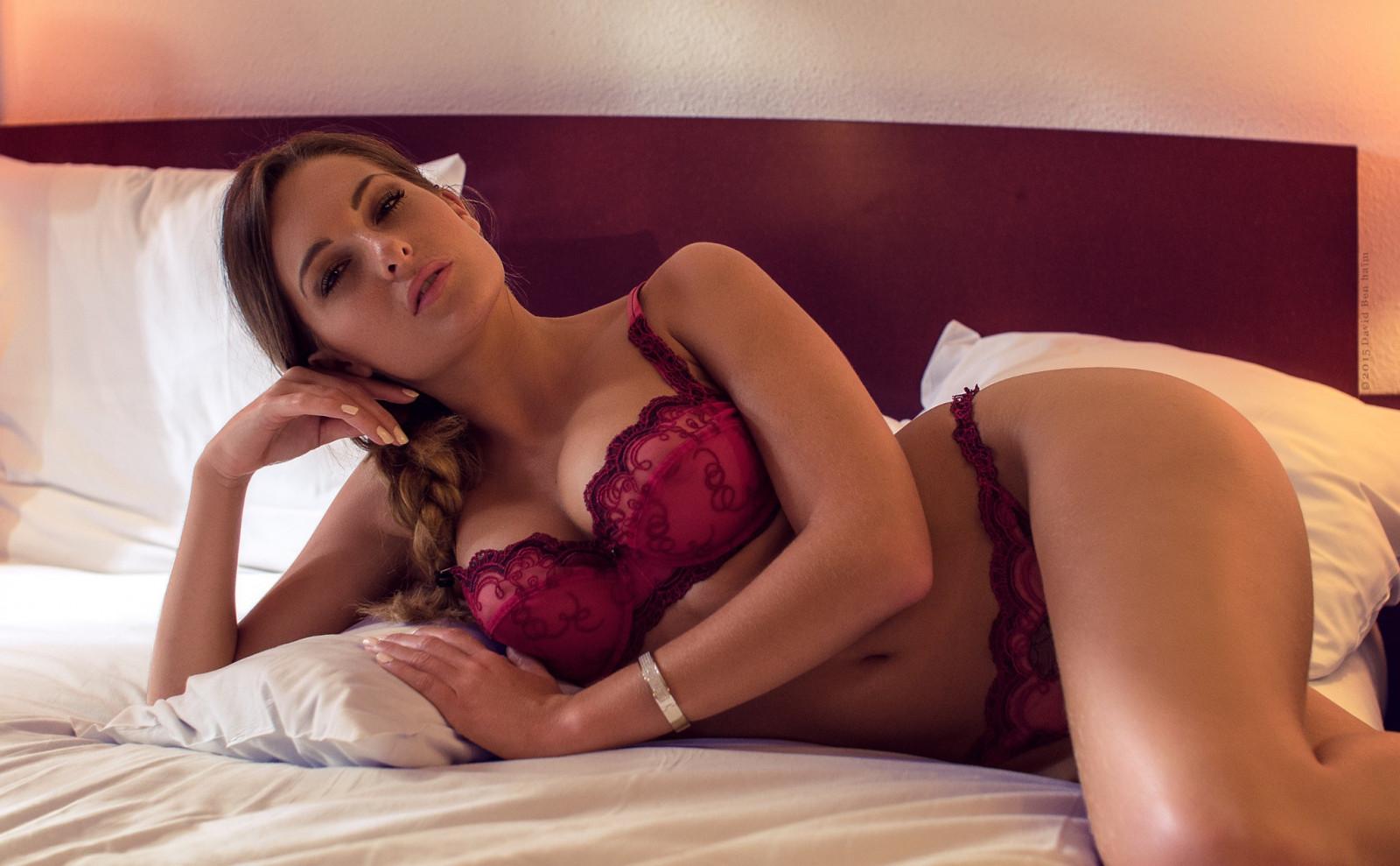 Andrea roth in lingerie skinny