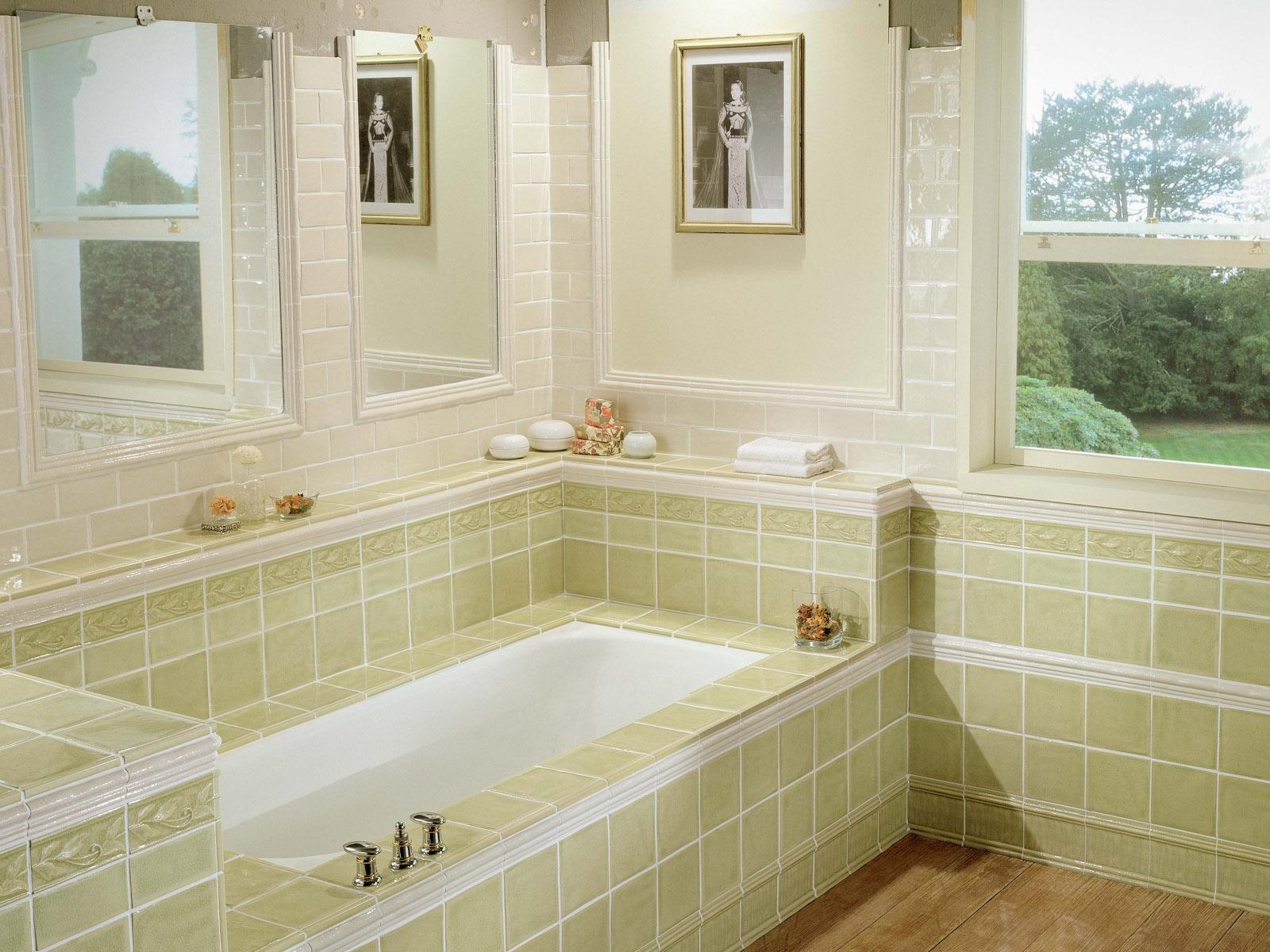 Fond d écran chambre baignoire Design d intérieur salle de