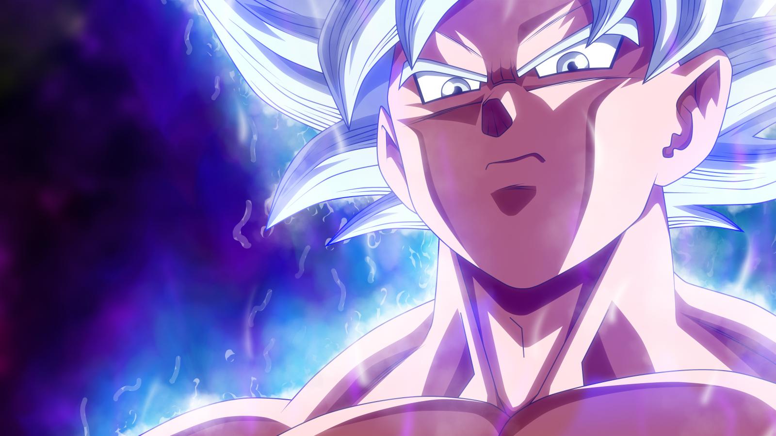 Dragon Ball Super Ultra Instinct Wallpaper: Wallpaper : Dragon Ball Super, Son Goku, Mastered Ultra
