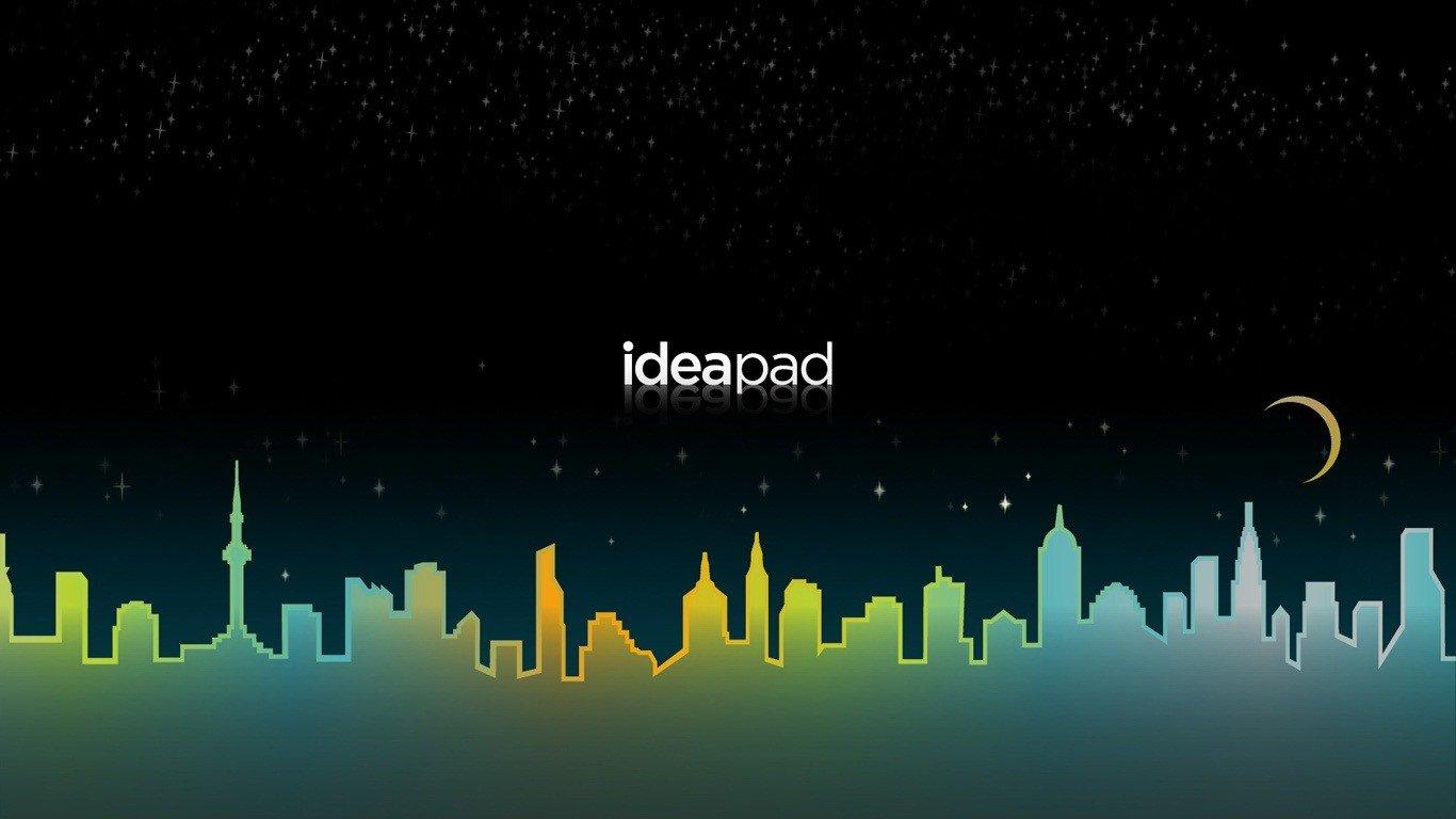 papel de parede 1366x768 px ideapad lenovo 1366x768