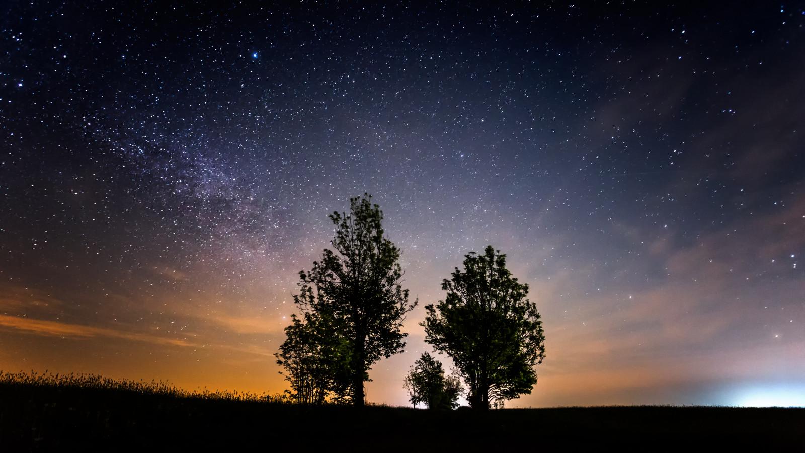 Himmel Nacht