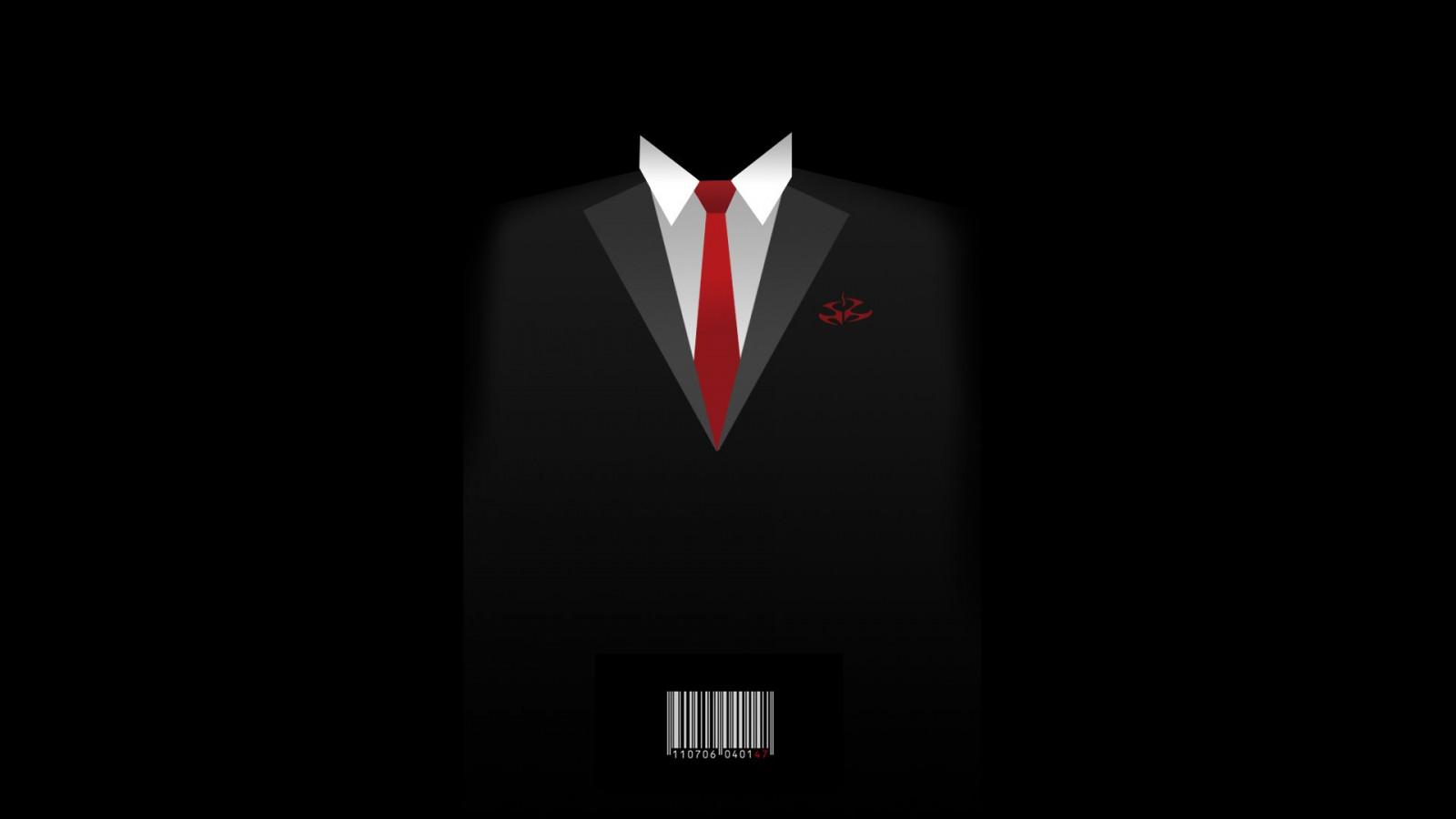 Картинка пиджак с галстуком, бумаги