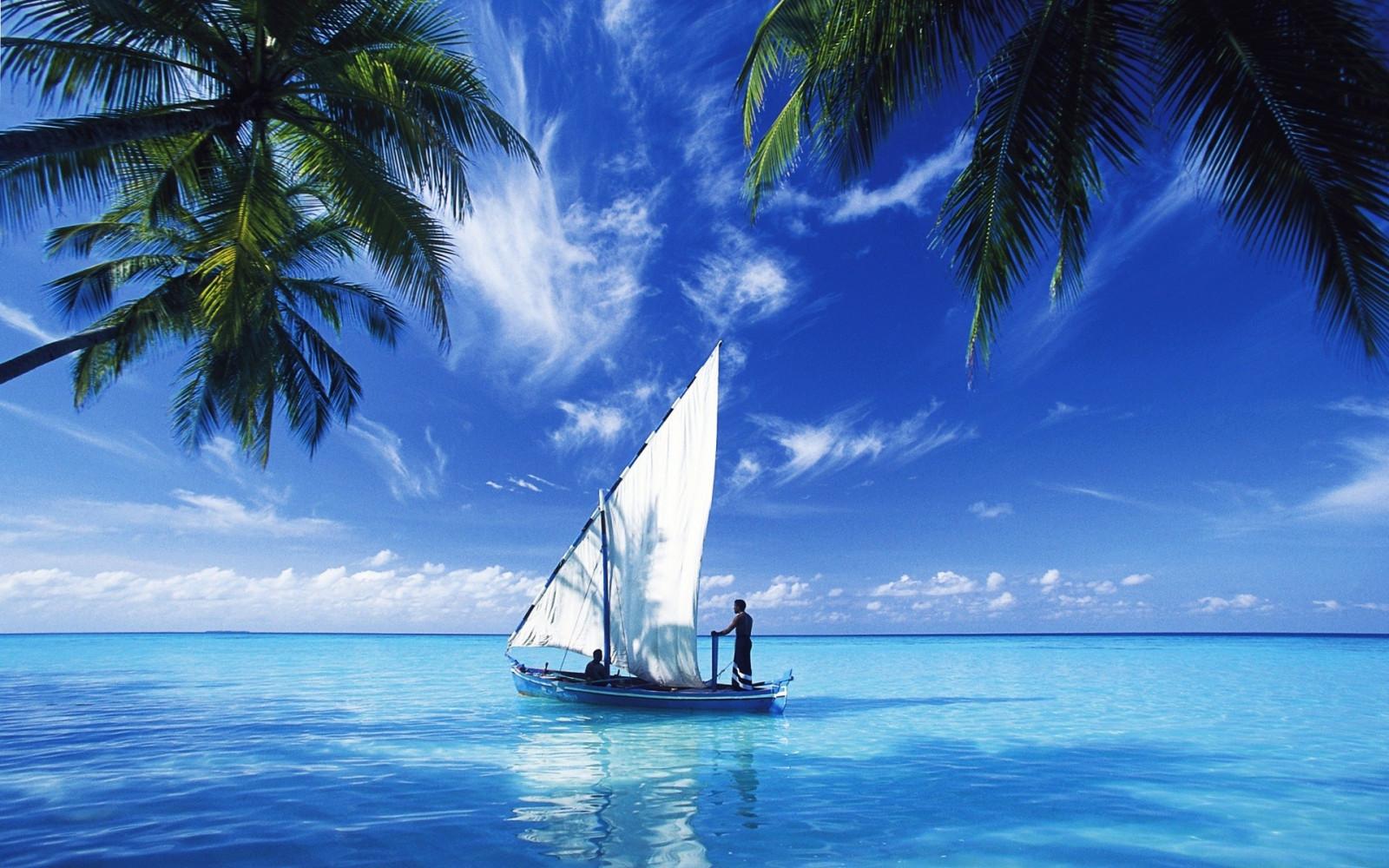 море паруса фотка