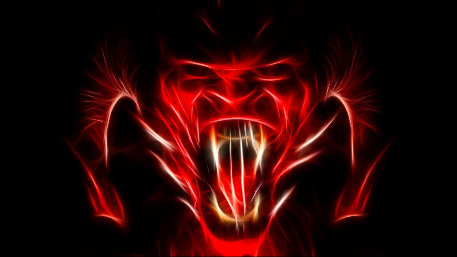 Новый год, крутые картинки дьяволов