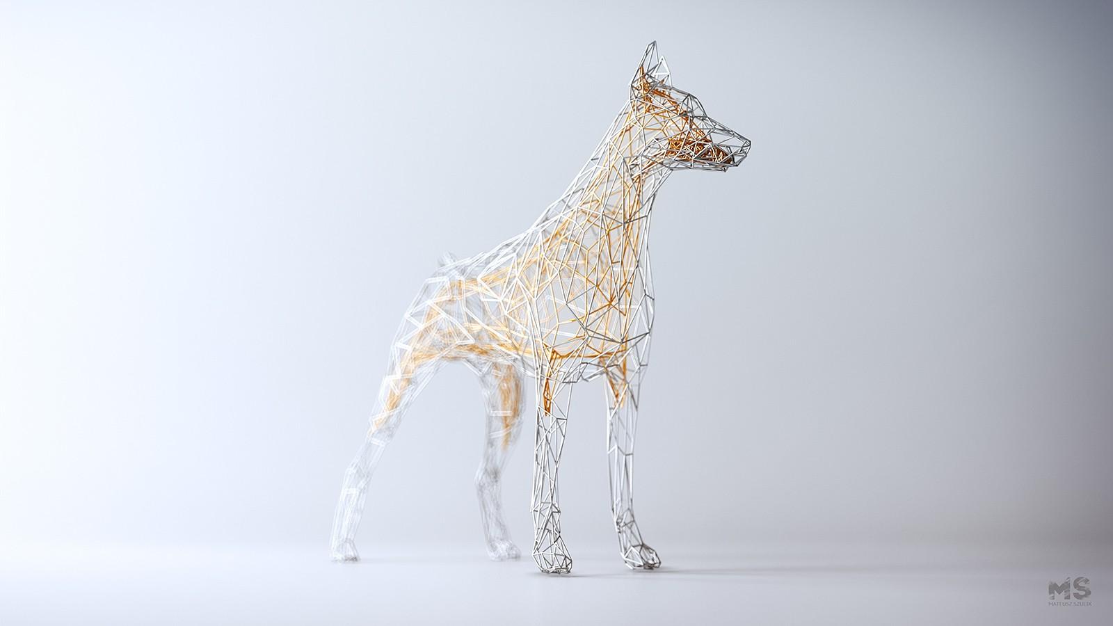 Hintergrundbilder : digitale Kunst, Tiere, Einfacher hintergrund ...