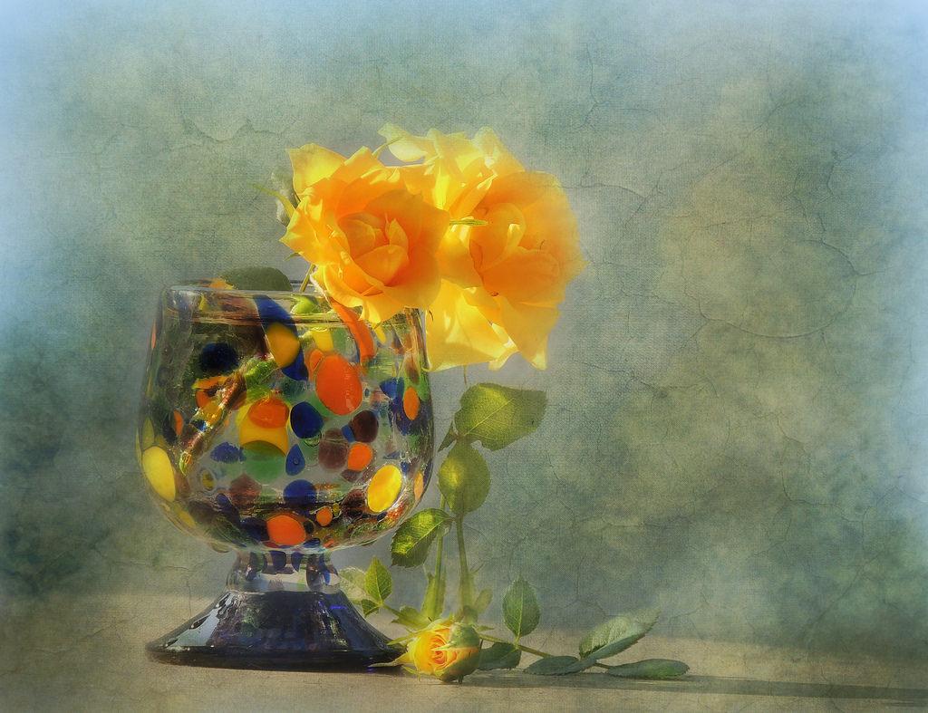 Fond Décran Coloré La Peinture Jaune Texture Texturé Art