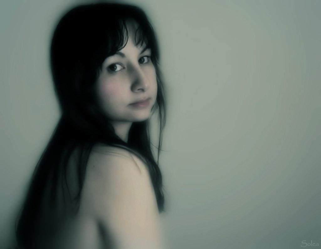 Hintergrundbilder Gesicht Zeichnung Schwarz Modell Portrat