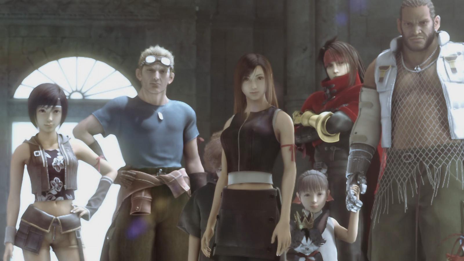 Final Fantasy 7 Film Deutsch Komplett