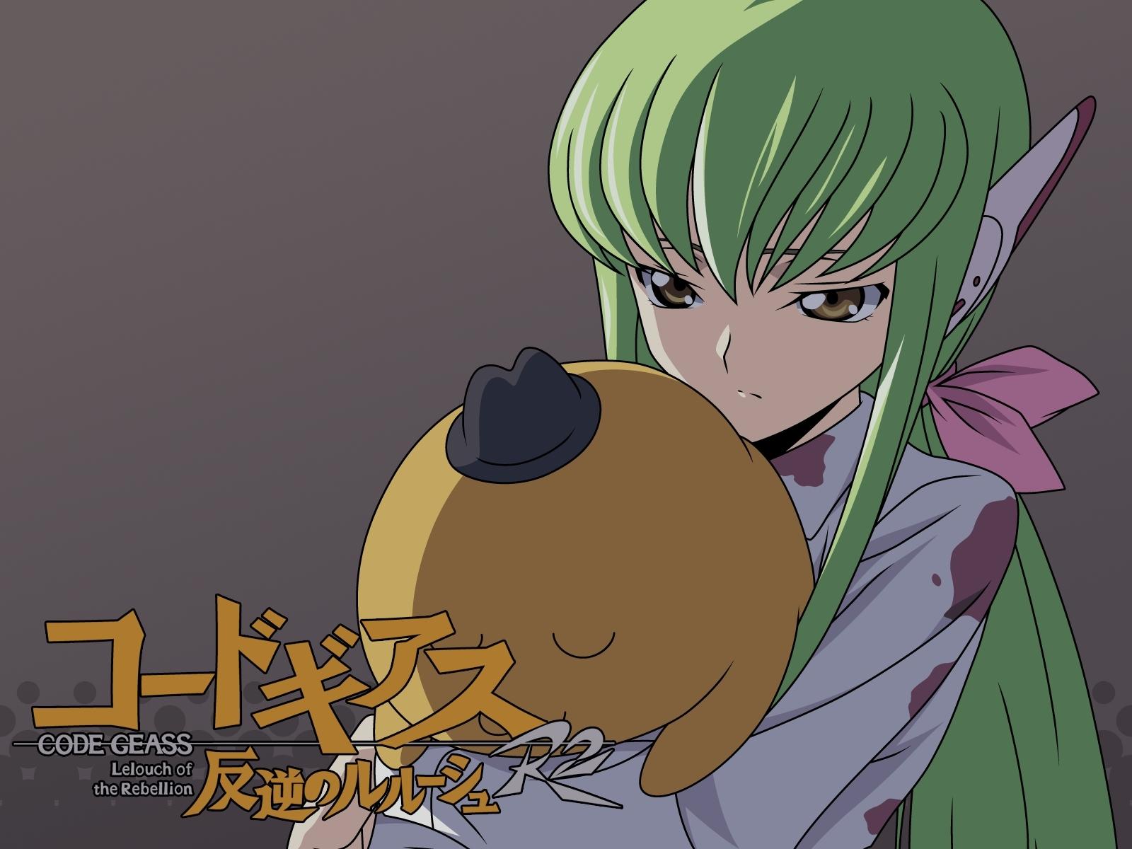 Wallpaper Ilustrasi Anime Code Geass Gambar Kartun