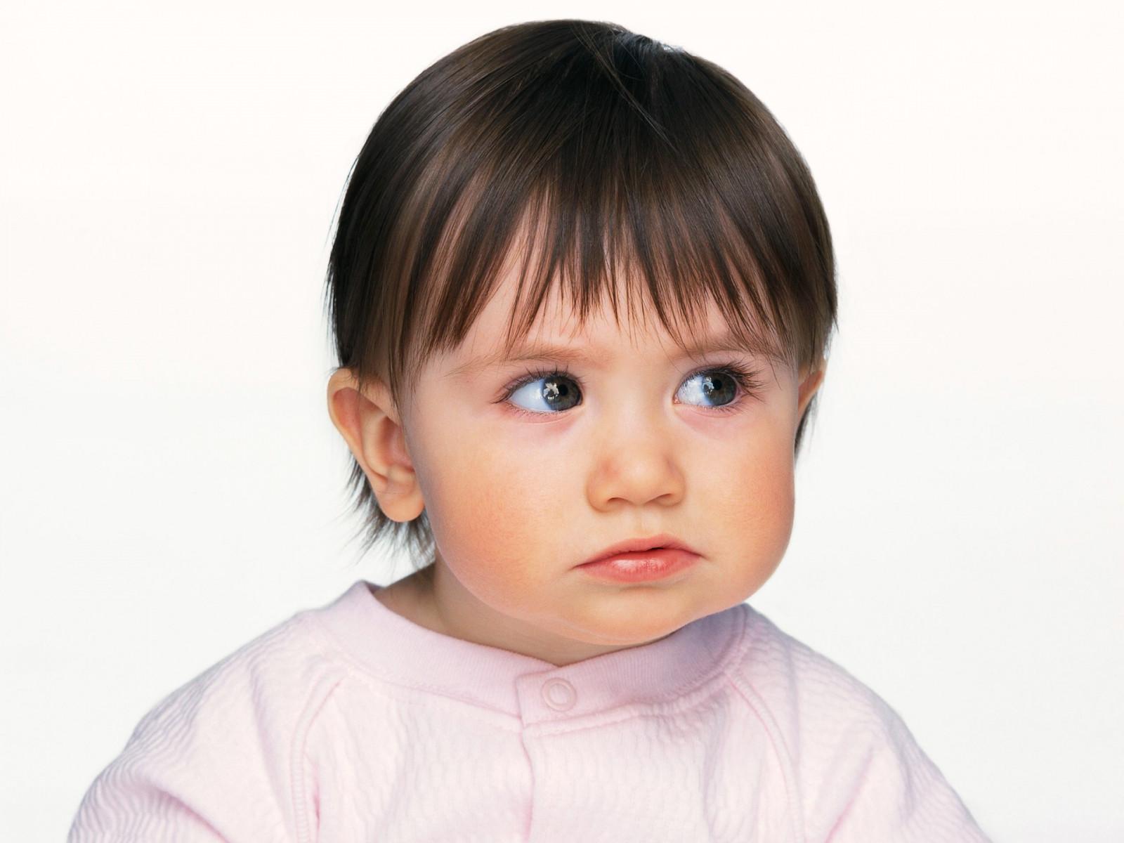 Для подружки, картинки красивые лица детей