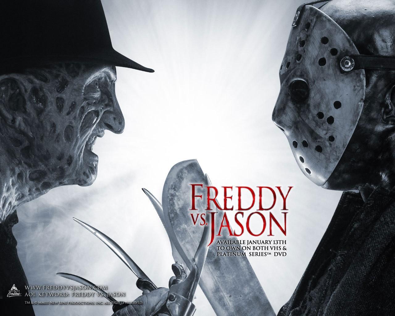 Freddy Krueger 13 Vs Jason
