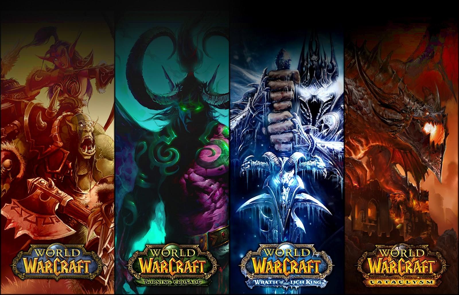 Wallpaper World Of Warcraft Illidan Stormrage World Of