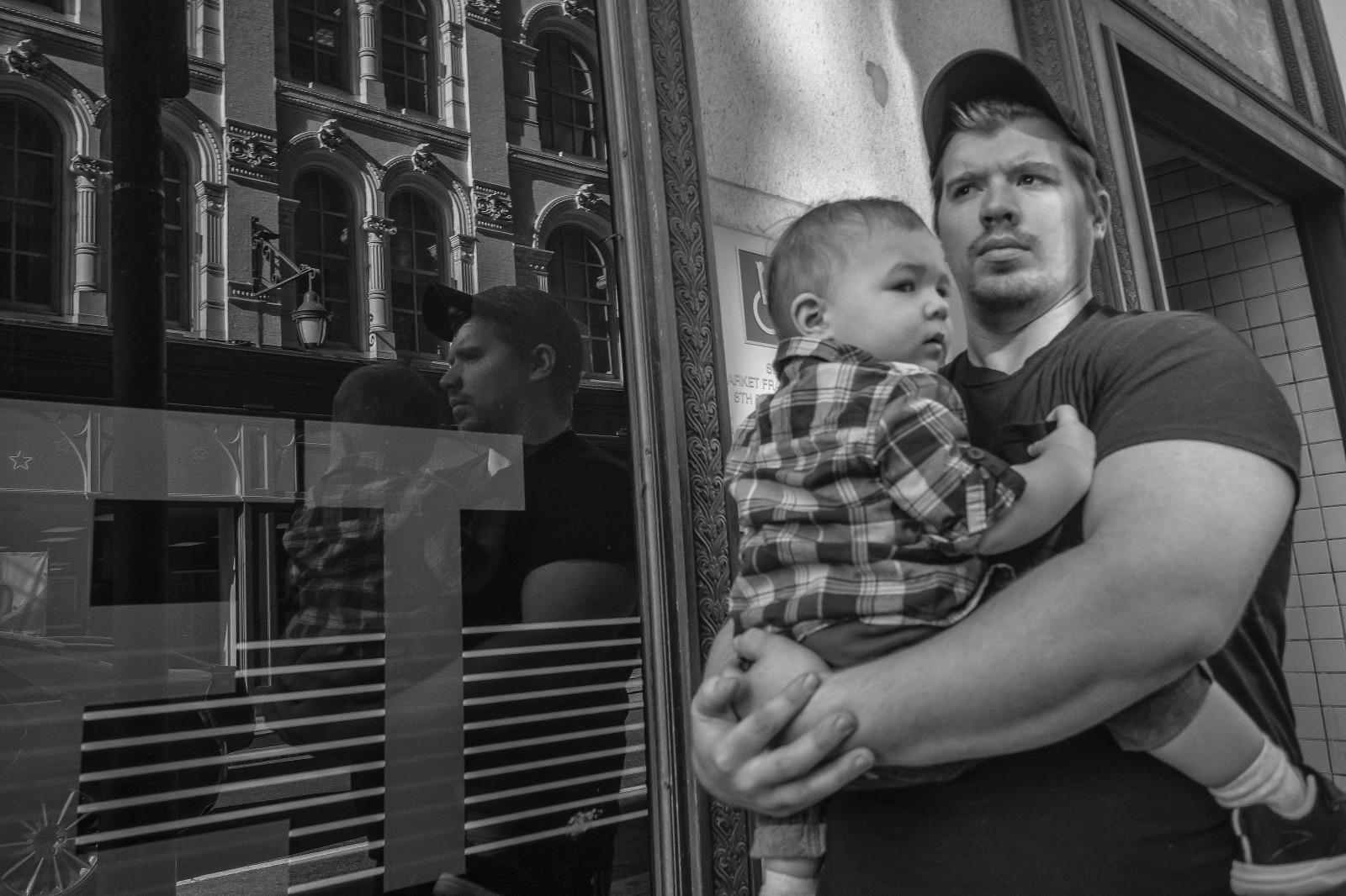 Schwarz Weiß Fotografie Menschen