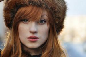 Danielle sharp redhead