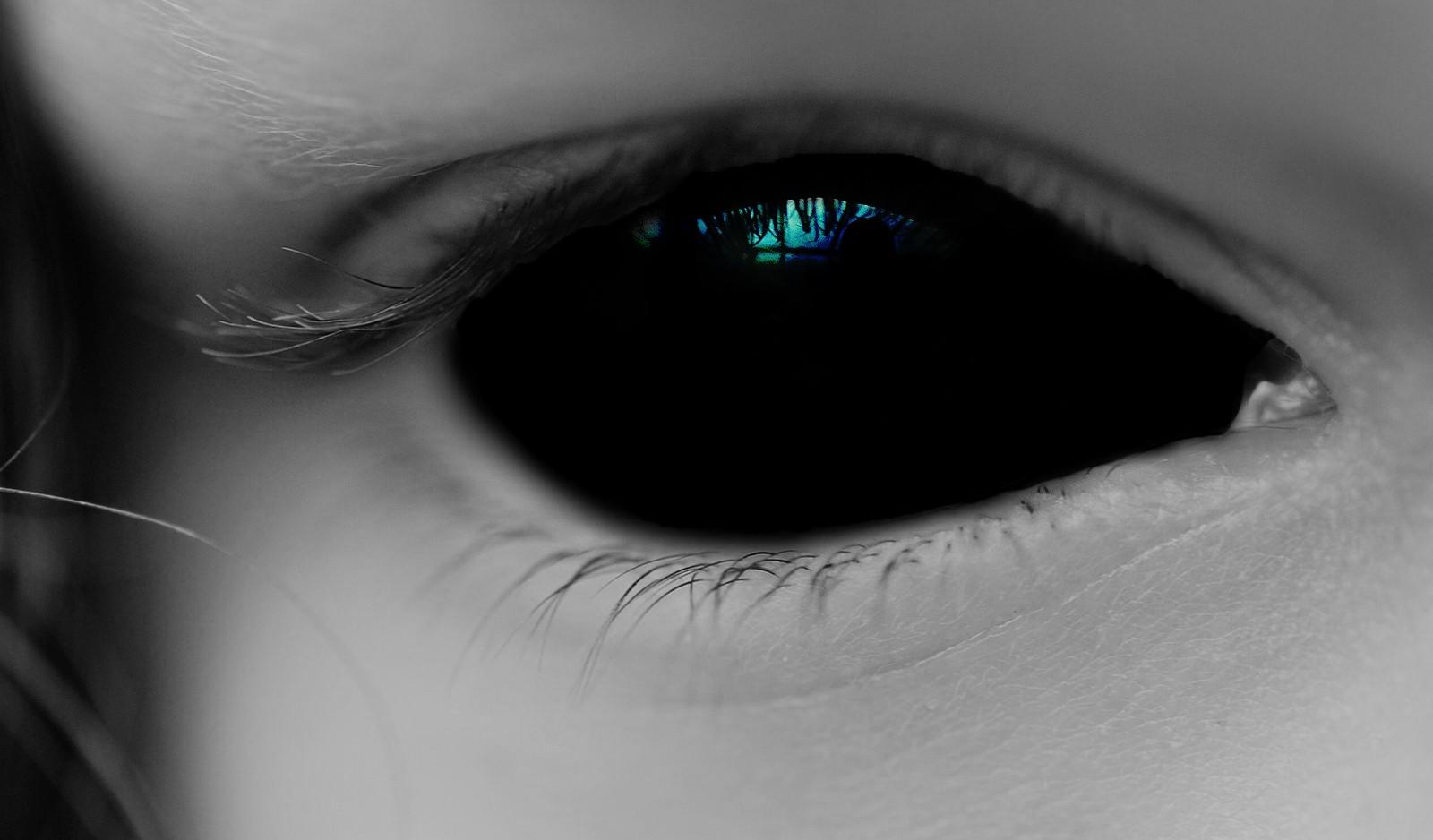 впечатление, что легенда о черном глазе только один способ