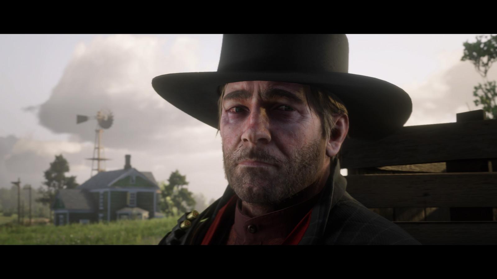 Wallpaper  Red Dead Redemption 2, Arthur Morgan, western
