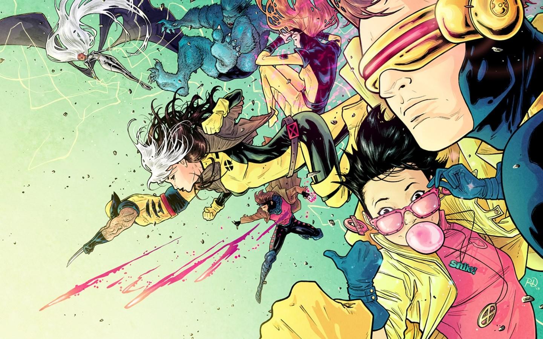 Wallpaper : Men, Illustration, Anime, Wolverine, Cartoon