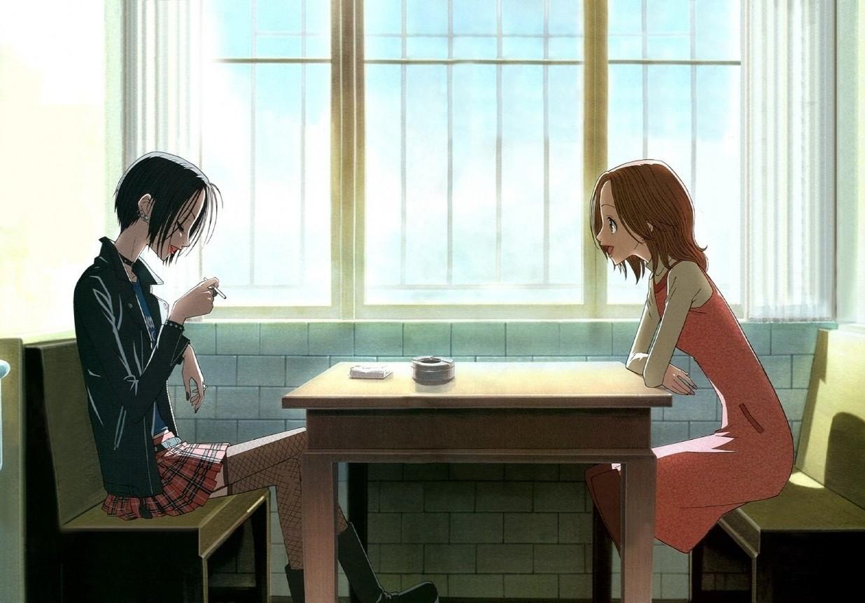 Kết quả hình ảnh cho anime nana