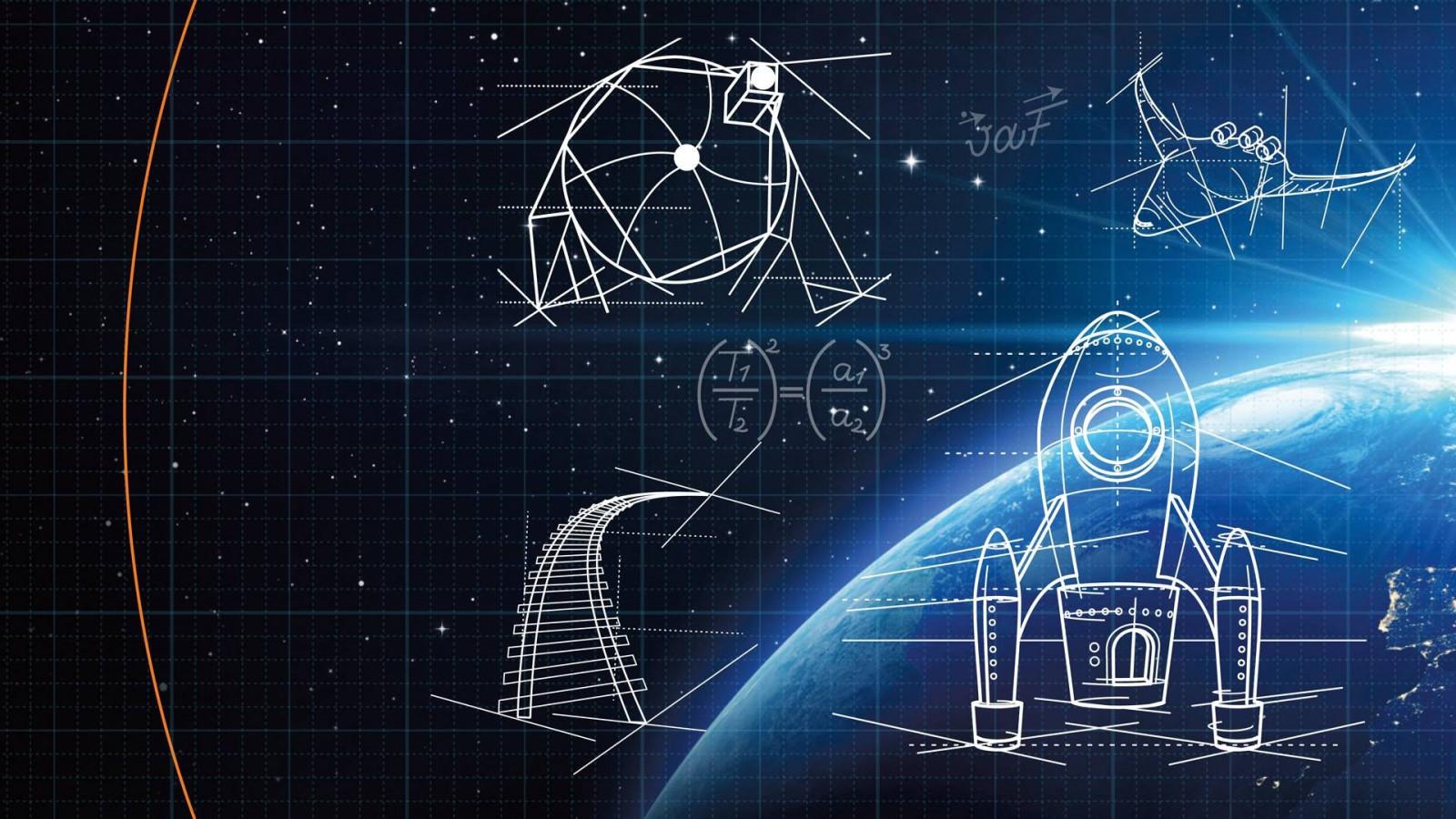 Научные картинки на рабочий стол