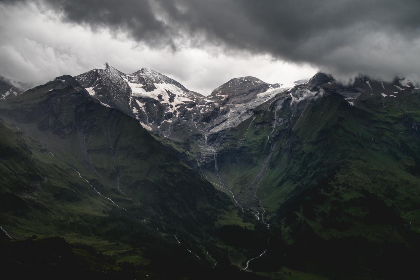 Fondos de pantalla : paisaje, montañas, colina, lago ...