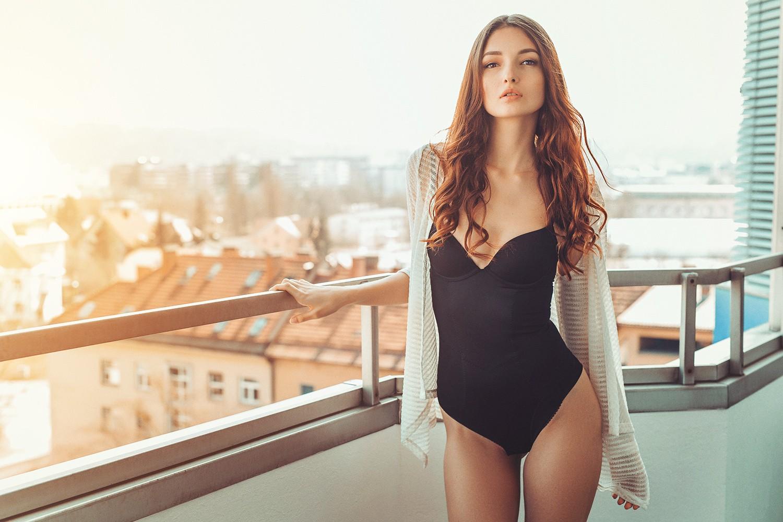 Hot asian girls with big tits posing
