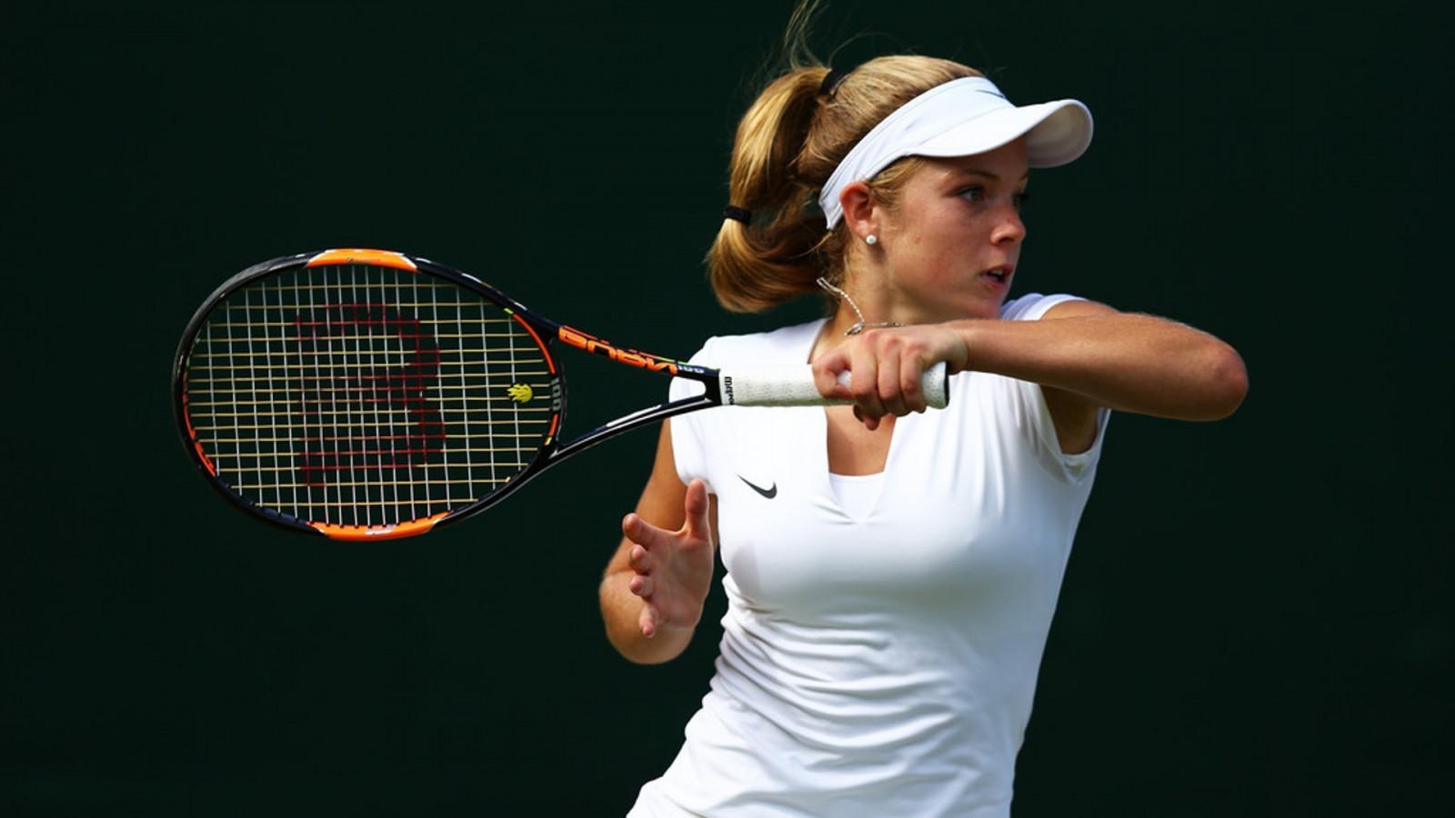 Wallpaper : Tennis Rackets, Katie Swan, 1920x1080 Px