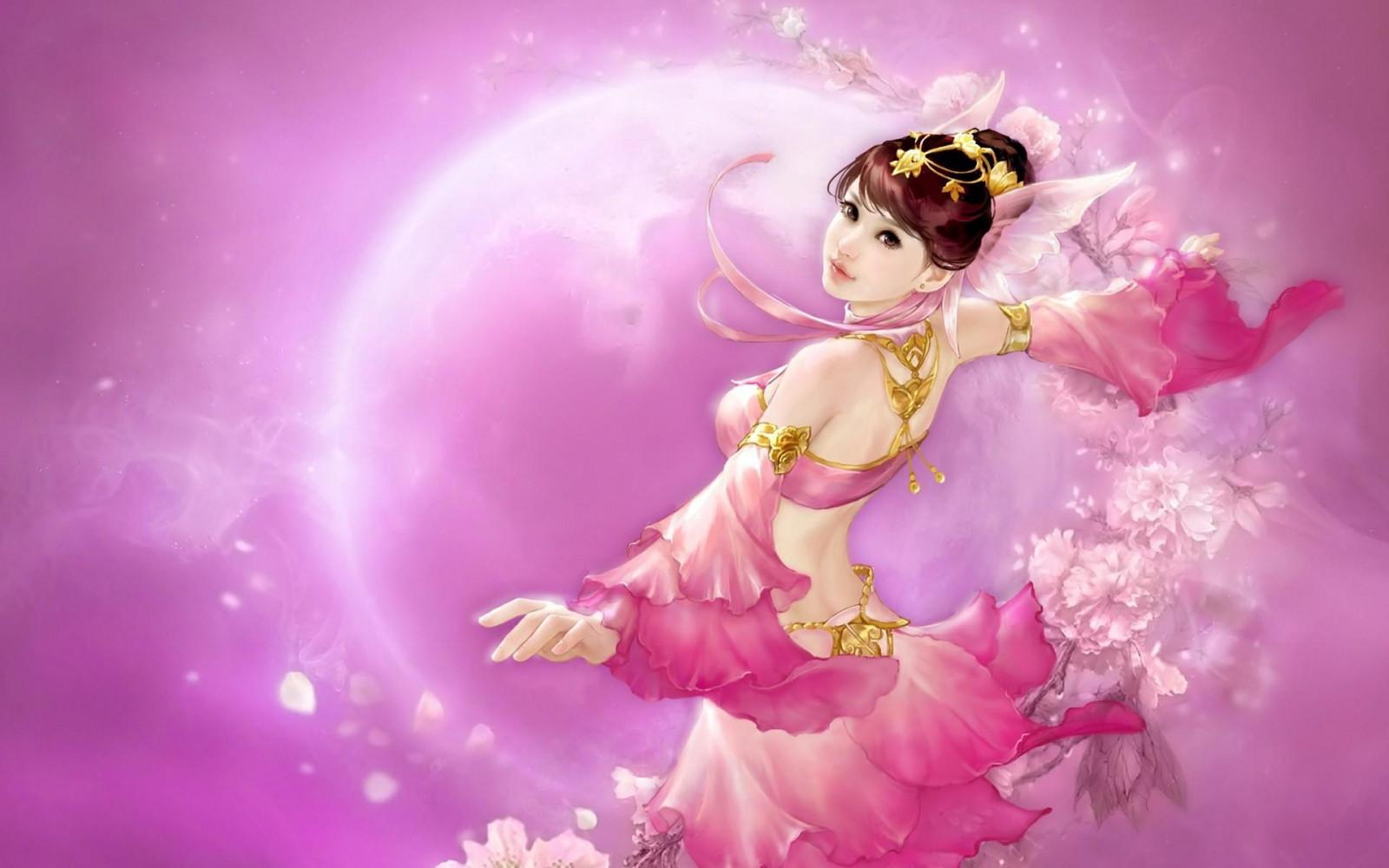 Танец с цветами картинки, открытки день