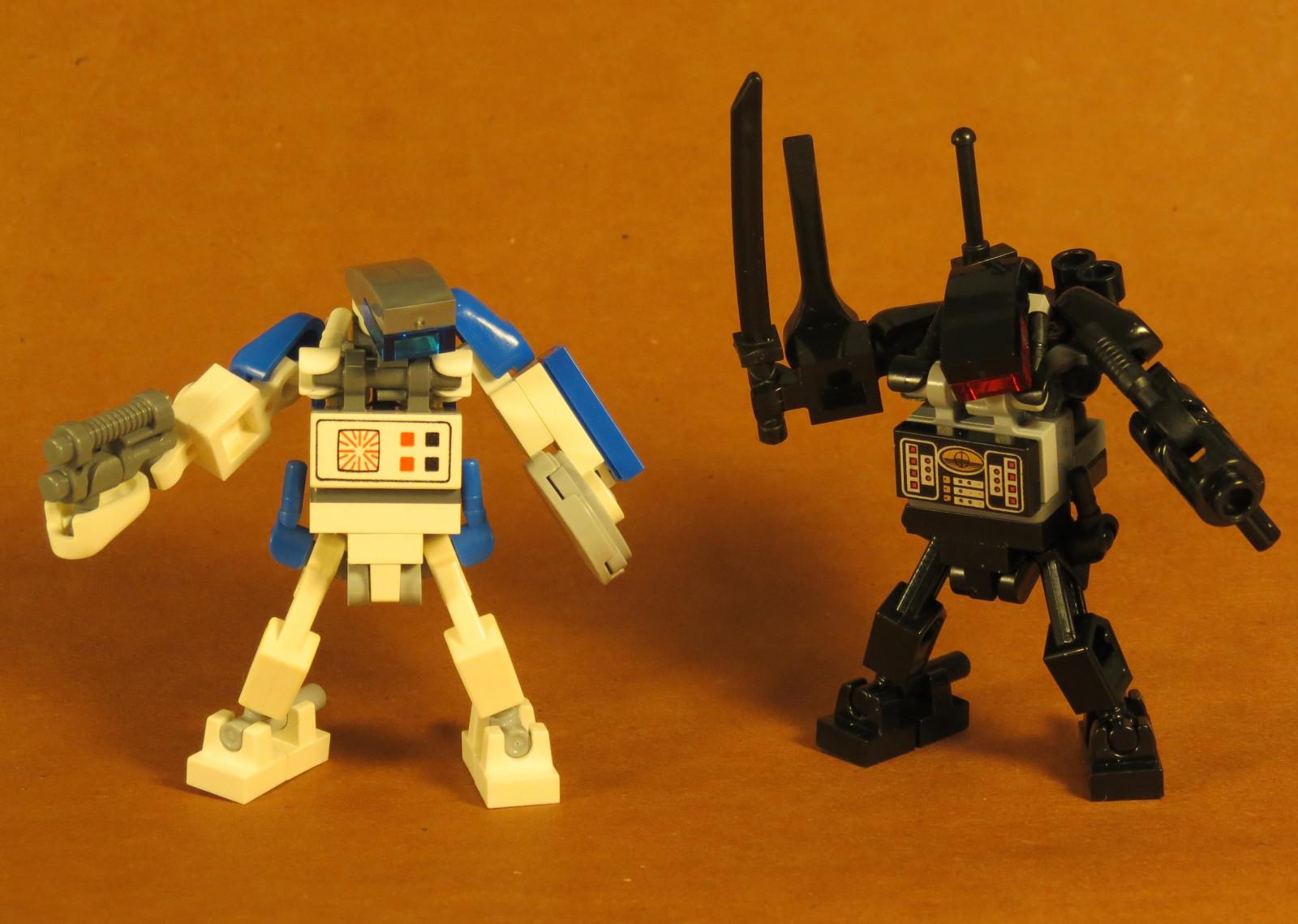 ведь картинки лего роботов мутантов небе