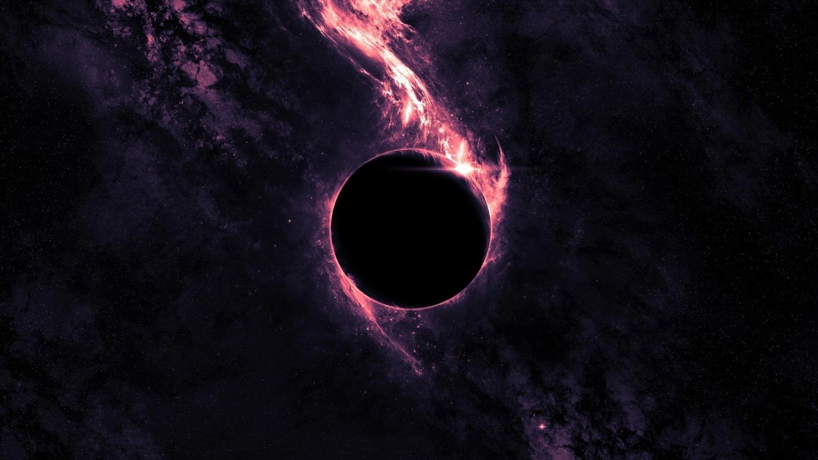 Wallpaper : 1920x1080 px, dark, planet, purple, space ...