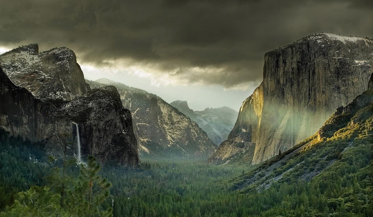 Desktop hintergrund hd berge