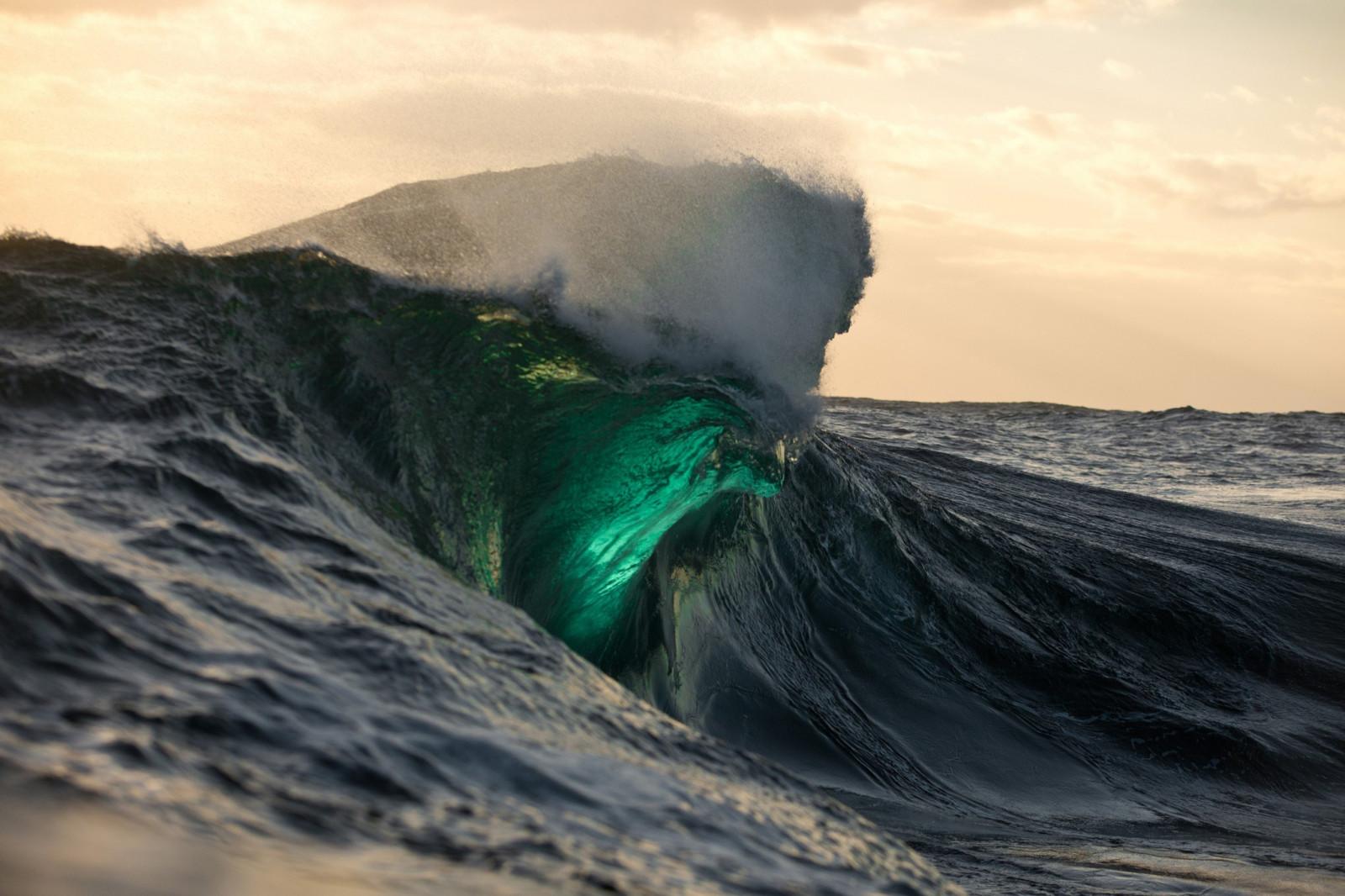 Картинки морская волна изумрудная, мир