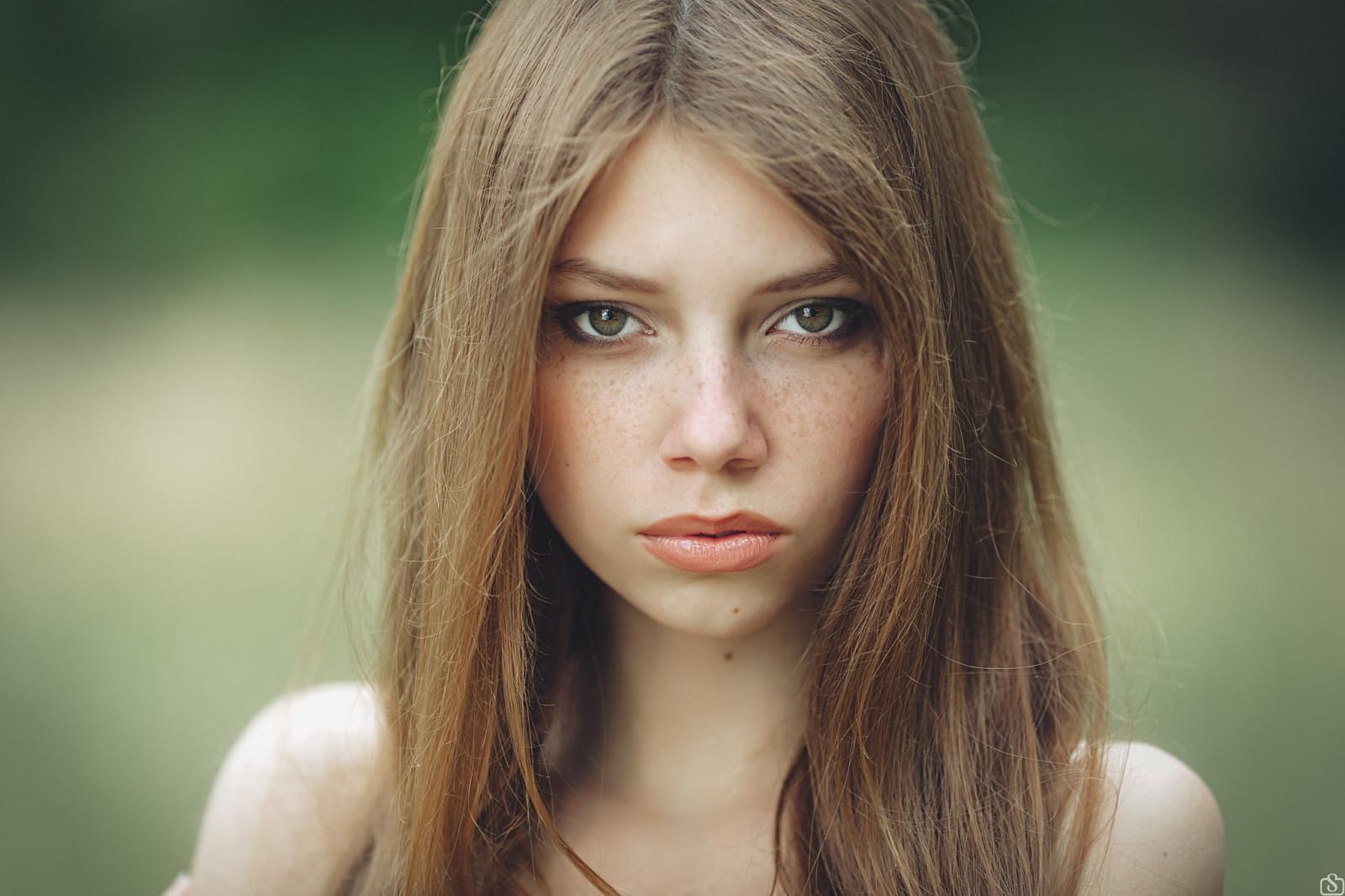 русские девушки фото фотомодели русые